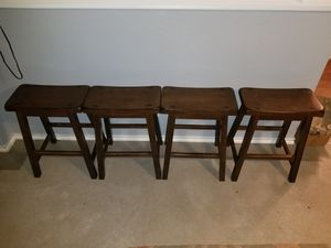 Wooden Stools for Sale in Hutto, TX