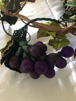 Grape vine lights for Sale in Santa Ana, CA