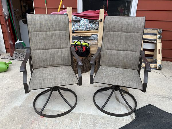 patio chairs /weather door BEST OFFER!!1