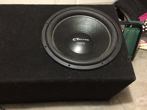 Subwoofer for Sale in Warwick, MD