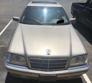 98 Mercedes Benz C230 for Sale in Richmond, VA
