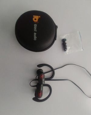 Never Used - iblast audio Bluetooth Earbuds Wireless Running Headphones for Sale in San Diego, CA