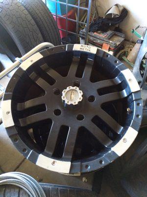 """18"""" Toyota Sequoia Tundra 5 Lug Wheels Rims Black for Sale in Tucson, AZ"""