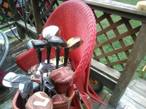 Golf Clubs & Bag for Sale in Austell, GA
