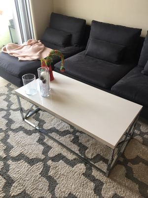 ikea soderham couch (new washable covers) set for 450 for Sale in Miami, FL