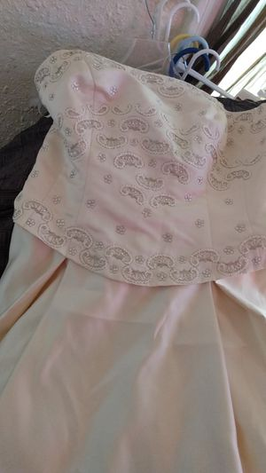 Georgieous wedding dress by Designer Classic size 14-16 new for Sale in Richmond, CA