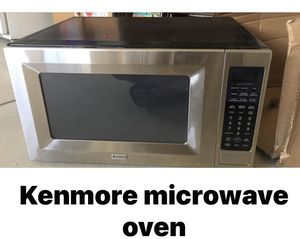 Kenmore microwave for Sale in South Brunswick Township, NJ