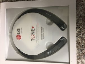 NEW LG BLUETOOTH HEADSET for Sale in Houston, TX
