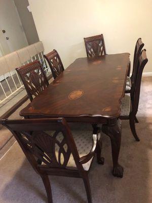 Dining Set for Sale in Rockville, MD