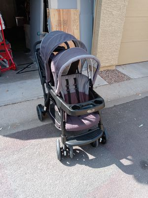 Double stroller...open box...never used... for Sale in Chandler, AZ