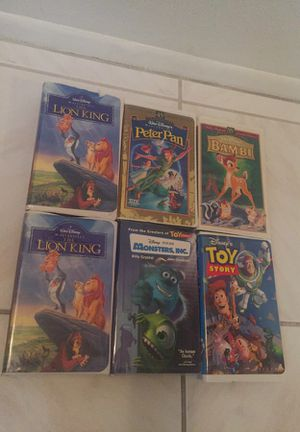 Disney VHS Movies for Sale in Largo, FL