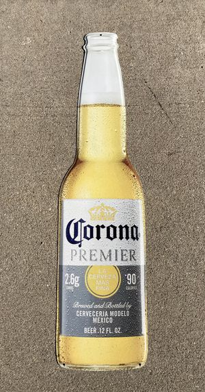 New Corona Premier Metal Beer Bar tin Sign for Sale in Chino Hills, CA