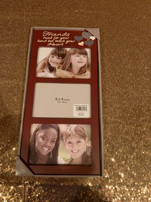 New Burgundy Friends Picture Frame for Sale in Grand Rapids, MI