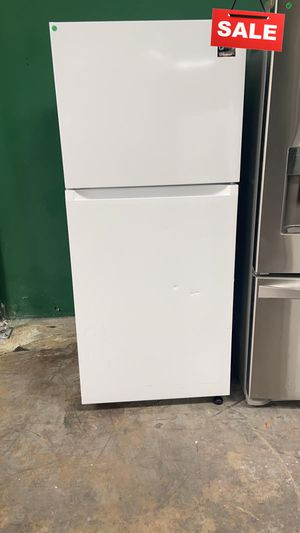 LIMITED QUANTITIES! Samsung Refrigerator Fridge Top Freezer #1549 for Sale in San Antonio, TX