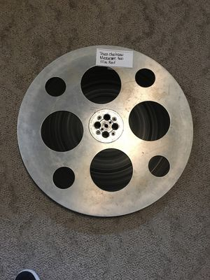Movie reel - Texas Chain Saw 2 Movie, Apparently, this movie is celebrating its 40th Anniversary for Sale in Portland, OR