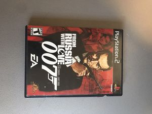 007 from Russia with love for PS2 for Sale in Compton, CA
