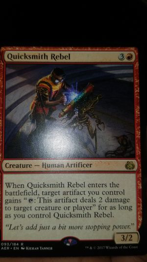 Mtg quicksmith rebel for Sale in San Marcos, CA