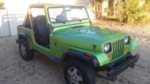 Jeep yj 6 cly for Sale in Mesa, AZ