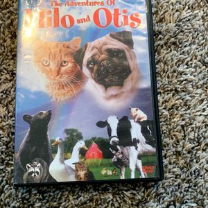 The adventure of Milo And Otis DVD for Sale in Suffolk, VA