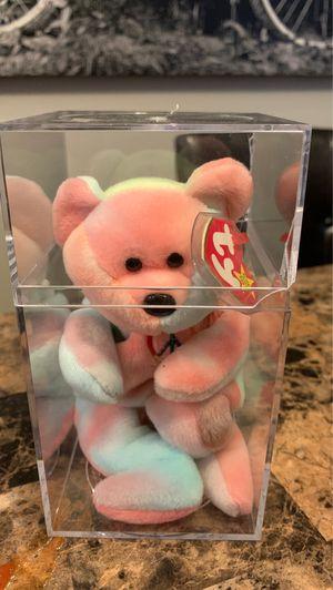 Rare Peace Bear TY Beanie Babies for Sale in Phoenix, AZ