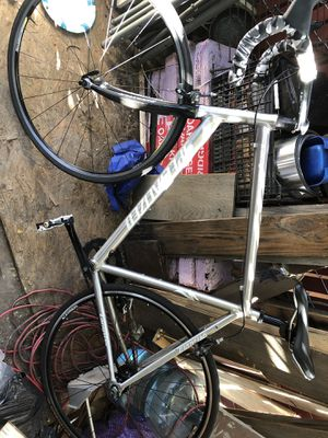 """SPECIALIZED """"Langston"""" Single Speed Road Bike with Carbon Fiber Forks for Sale in Castro Valley, CA"""