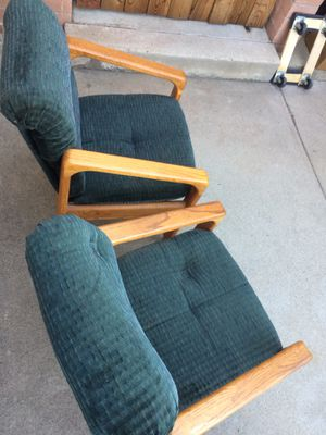 Sway Back Comfortable Chairs for Sale in La Mesa, CA
