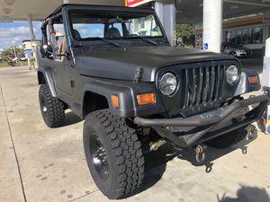 1999 Jeep Wrangler for Sale in BELLEAIR BLF, FL