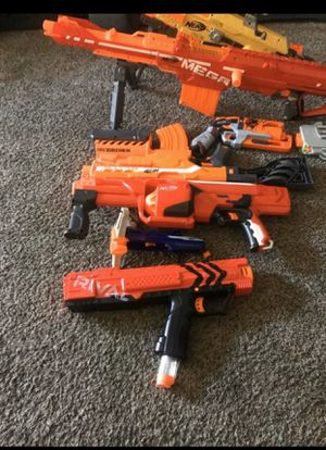 Nerf guns for Sale in San Pablo, CA