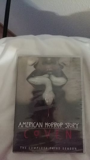 American Horror Story Complete 3rd Edition( Brand New) for Sale in Portland, OR