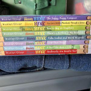 8 Here's Hank-Children's Book Set for Sale in Claremont, CA
