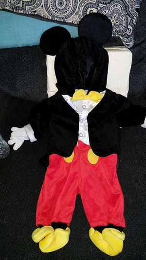 Costume, Mickey mouse for Sale in Plant City, FL