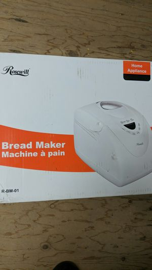Rosewill Bread maker for Sale in Seattle, WA