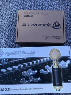 Studio Condenser Microphone for Sale in Olympia,  WA
