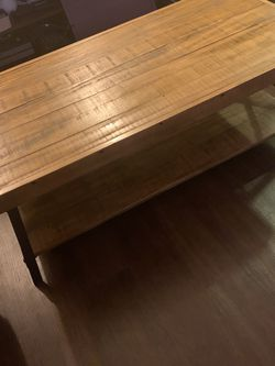 Wood Coffee Table for Sale in San Diego,  CA