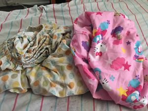 Toddler bed sheets for Sale in Durham, NC