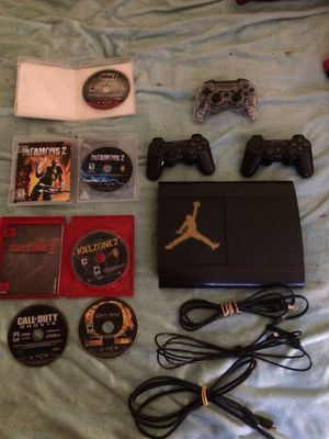 ((Ps3 for $110)) for Sale in Dallas, TX