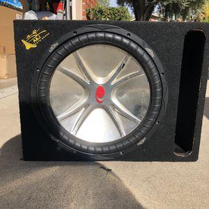 Big Bang!! 15in Kicker Cvr Subwoofer 🔊 for Sale in Anaheim, CA