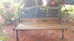 Garden bench for Sale in Coral Springs, FL