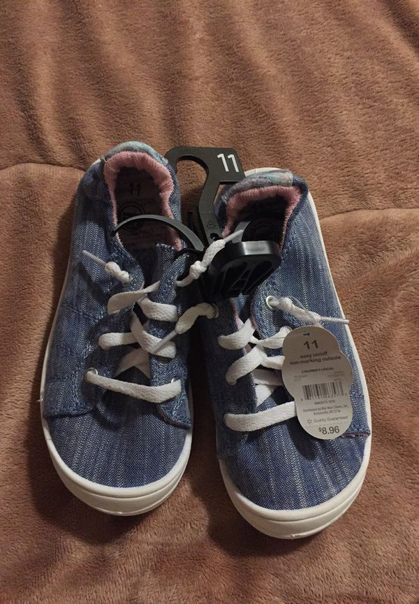 girl shoes, size 11