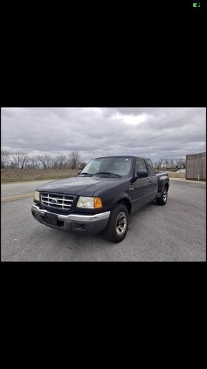 2002 Ford Ranger Long Bed for Sale in Bridgeview, IL