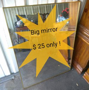 Big mirror (price on the picture!) for Sale in Las Vegas, NV