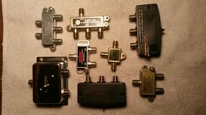 TV Coax Cable Splitters &Switches for Sale in Oxon Hill, MD