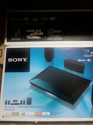 Sony.... DVD/CD player home theater/remote included for Sale in Bloomington, IL