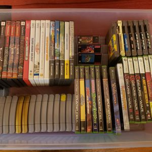 Video Games- Nintendo GameCube 64 PS2 OG Xbox & 360 NES SNES Wii for Sale in Seattle, WA
