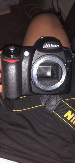 Nikon d50 for Sale in Cohasset, CA