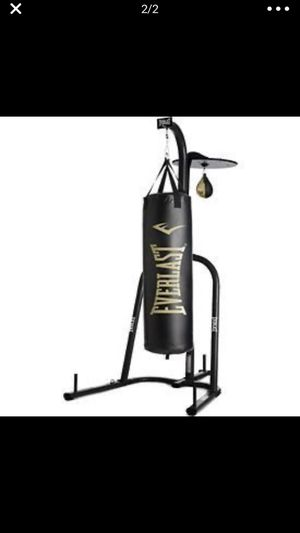 Punching bag and stand for Sale in Glendora, CA