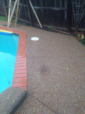 Pool & concrete for Sale in Dallas, TX