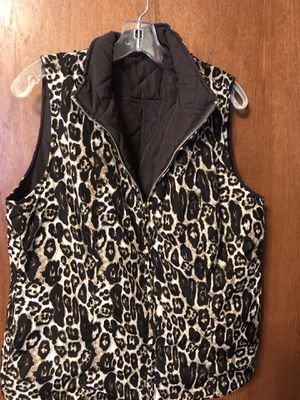 Reversible Vest from DressBarn for Sale in Neenah, WI