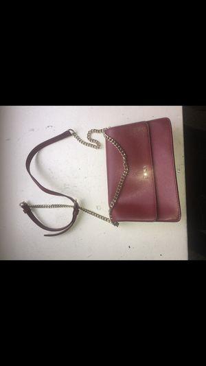 Red & Gold DKNY CrossBody & Messenger Bag for Sale in Las Vegas, NV