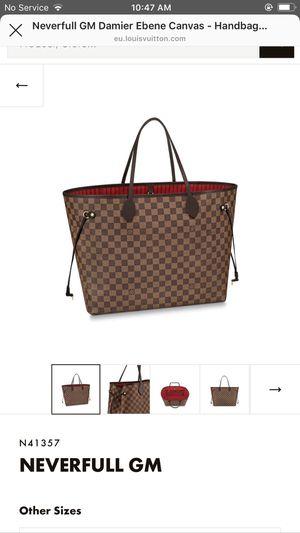 Lv tote purse for Sale in Romulus, MI